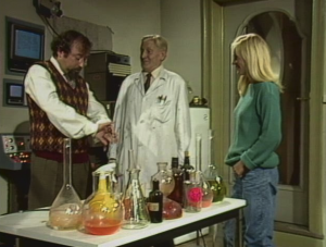 Paul Ricour, Jan Reussens, Mieke Bouve in Merlina