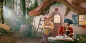 Agnes De Nul, Chris Cauwenberghs in Plop in de wolken (2000)