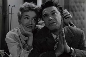 Yvonne Lex, Nand Buyl in Wat doen we met de liefde? (1957)