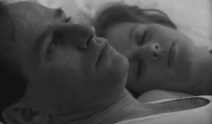 Julien Schoenaerts, Petra Laseur in Het afscheid (1966)