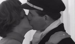 Petra Laseur, Julien Schoenaerts in Het afscheid (1966)