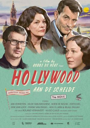 Trailer Hollywood aan de Schelde
