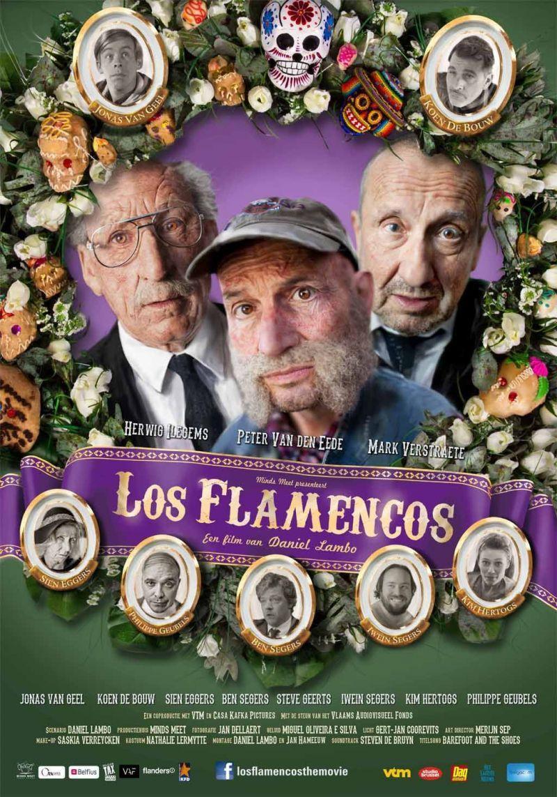 Poster Los Flamencos