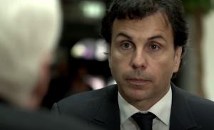 Christophe Deborsu in De maagd van Gent (2014)
