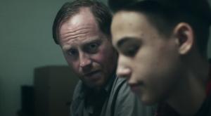 Jurgen Delnaet in Booster (2014)