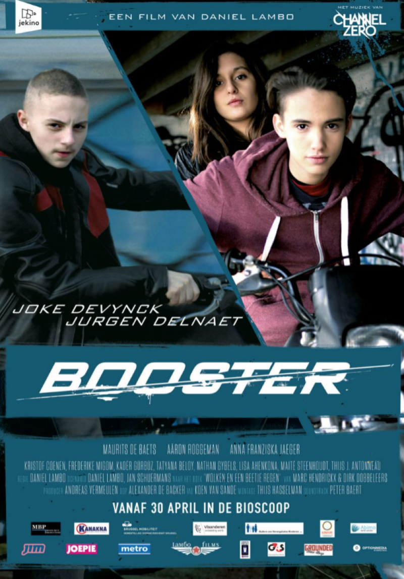 Poster Booster