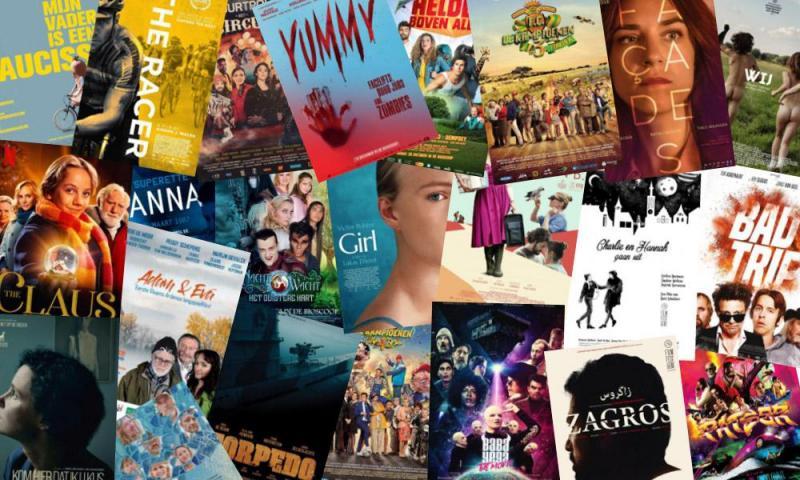 Kun je raden bij welke Vlaamse film de filmposter hoort?