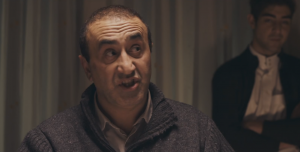 Ergun Simsek in Mixed Kebab (2012)
