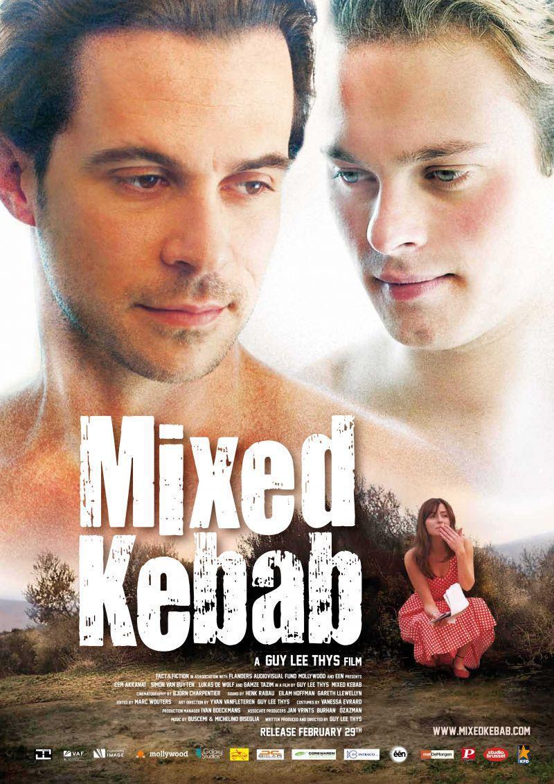 Poster Mixed Kebab