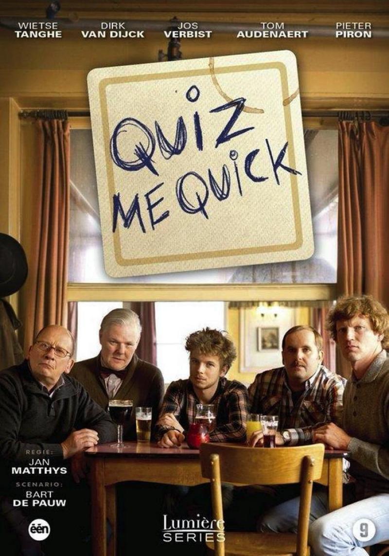 Poster Quiz Me Quick