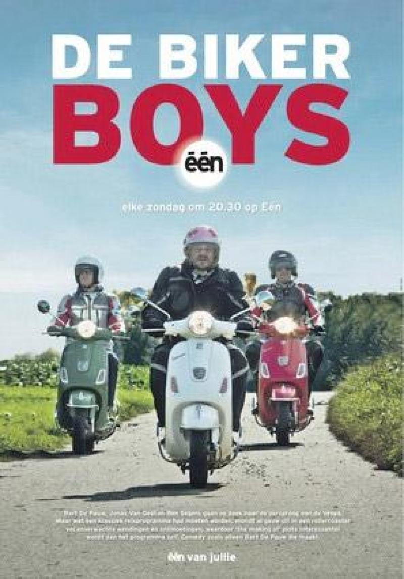 Poster De Biker Boys