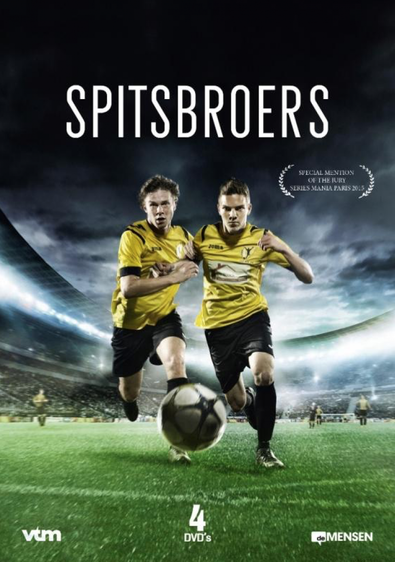 Poster Spitsbroers