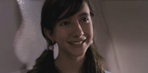 Nina Marie Kortekaas in Noordzee, Texas (2011)