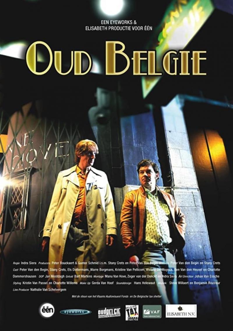Poster Oud België