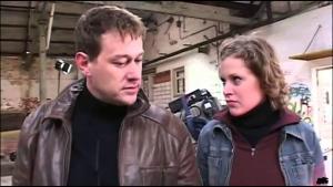 Bart De Pauw, Dina Tersago in Het Geslacht De Pauw