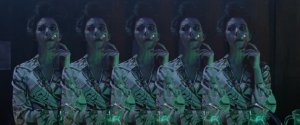 Kirsten Pieters in Hotel Poseidon (2021)