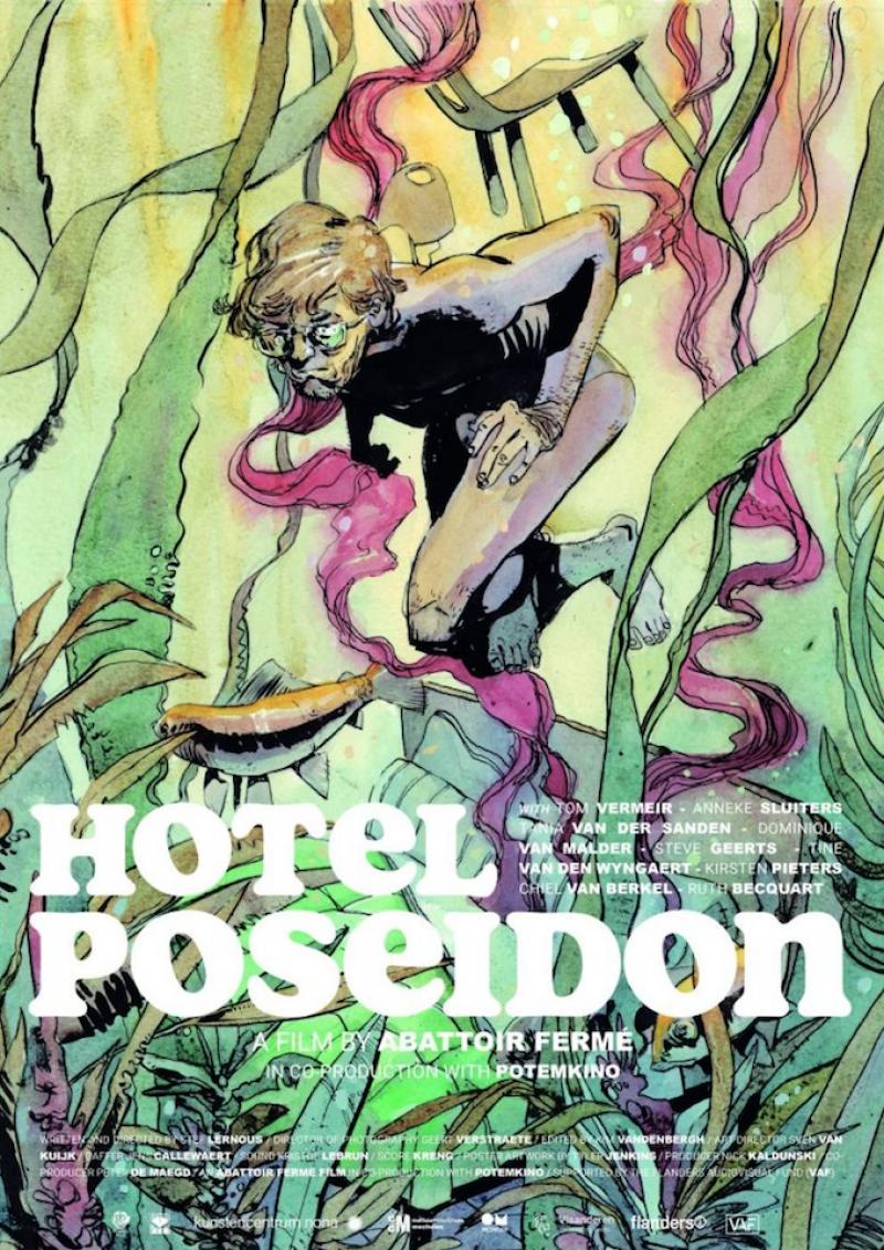 Poster Hotel Poseidon