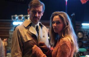 Peter Van den Begin, Lauren Versnick in Studio Tarara