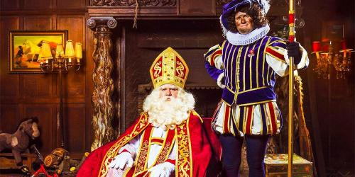 Sinterklaas en Koning Kabberdas binnenkort in de cinema