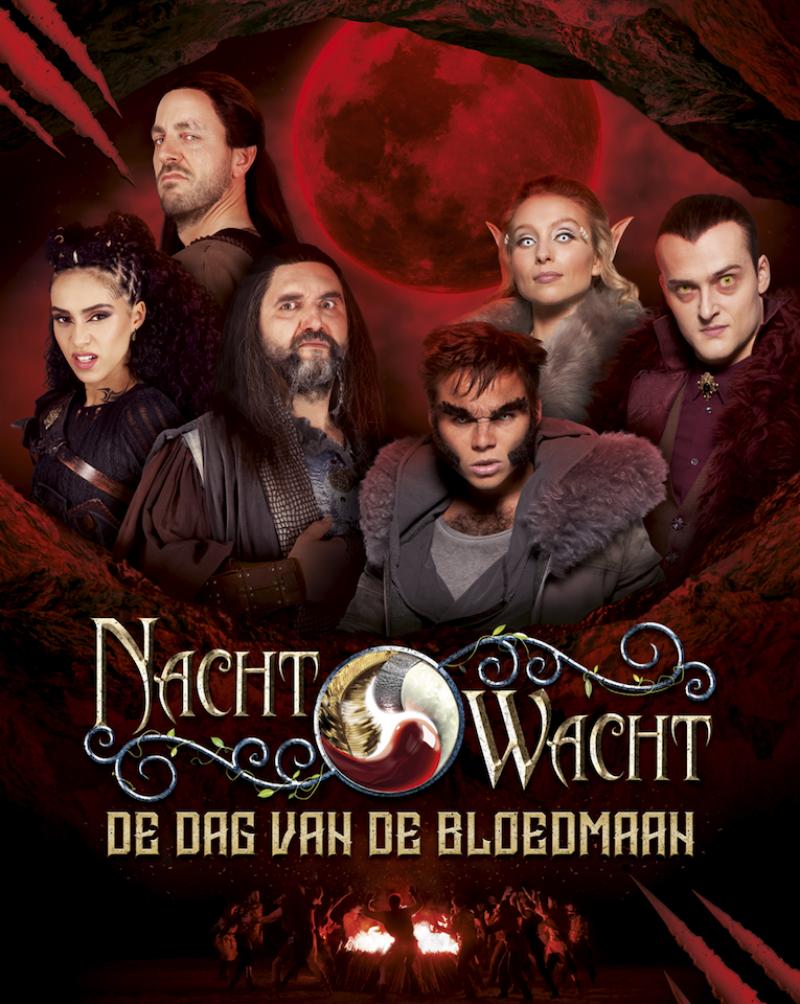 Poster Nachtwacht: De Dag van de Bloedmaan
