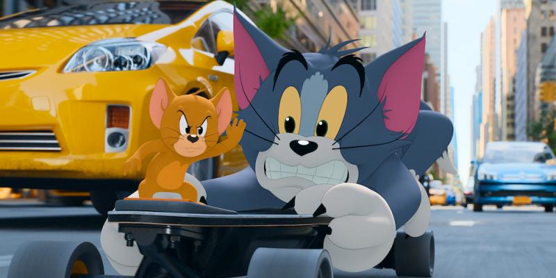 Nieuwe Tom & Jerry met Vlaamse stemmencast 9 juni in de cinema