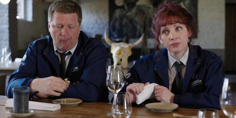 There's a new sheriff in town and she's called Chantal - Eigen reeks voor Chantal uit Eigen Kweek