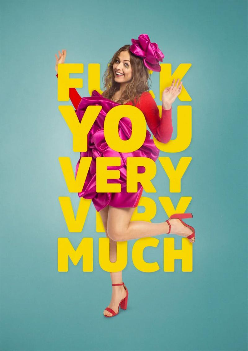 Poster F*** you very very much