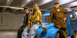 Opnames Kapitein Zeppos-film gestart