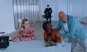 Jade Mintjens, Jennifer Heylen, Manou Kersting in Instafamous