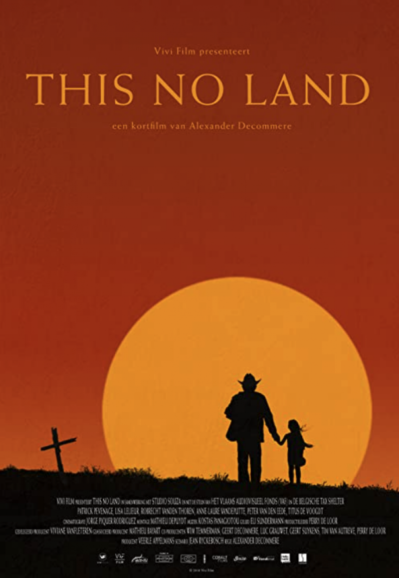 Poster This No Land