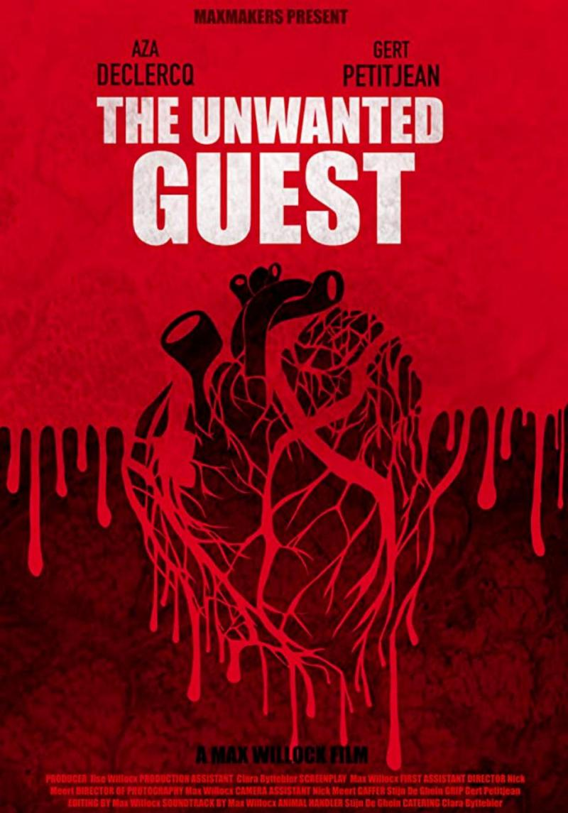 Poster The Unwanted Guest