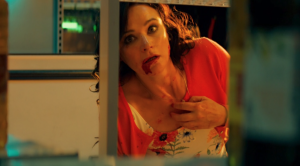 Aza Declercq in Patser (2018)