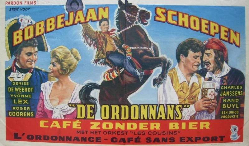 Poster De ordonnans