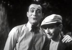René Bertal in Antoon, de flierefluiter (1942)