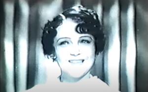 Pola Cortez in Alleen voor U (1935)