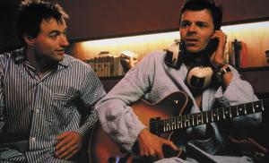 Dimitri Leue, Geert Hunaerts in Team Spirit (2000)