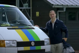 Dimitri Leue in Team Spirit 2 (2003)
