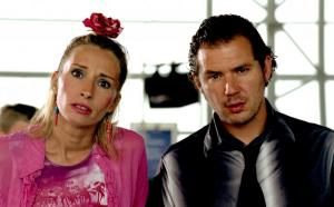 Tania Kloek, Axel Daeseleire in Team Spirit 2 (2003)