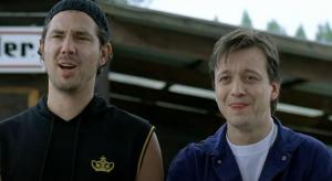 Axel Daeseleire, Mathias Sercu in Team Spirit 2 (2003)