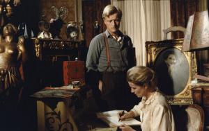 Rutger Hauer, Marie-Christine Barrault in Een vrouw tussen hond en wolf (1979)