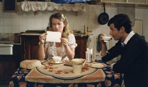Marie-Christine Barrault, Roger Van Hool in Een vrouw tussen hond en wolf (1979)