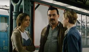 Charlotte De Ruytter, Peter Gorissen, Ides Meire in Man van staal (1999)