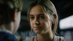 Charlotte De Ruytter in Man van staal (1999)