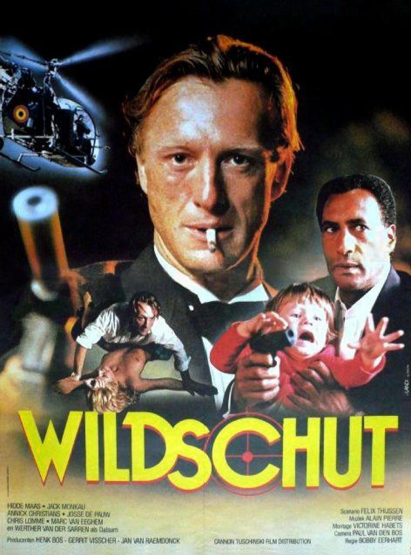 Poster Wildschut