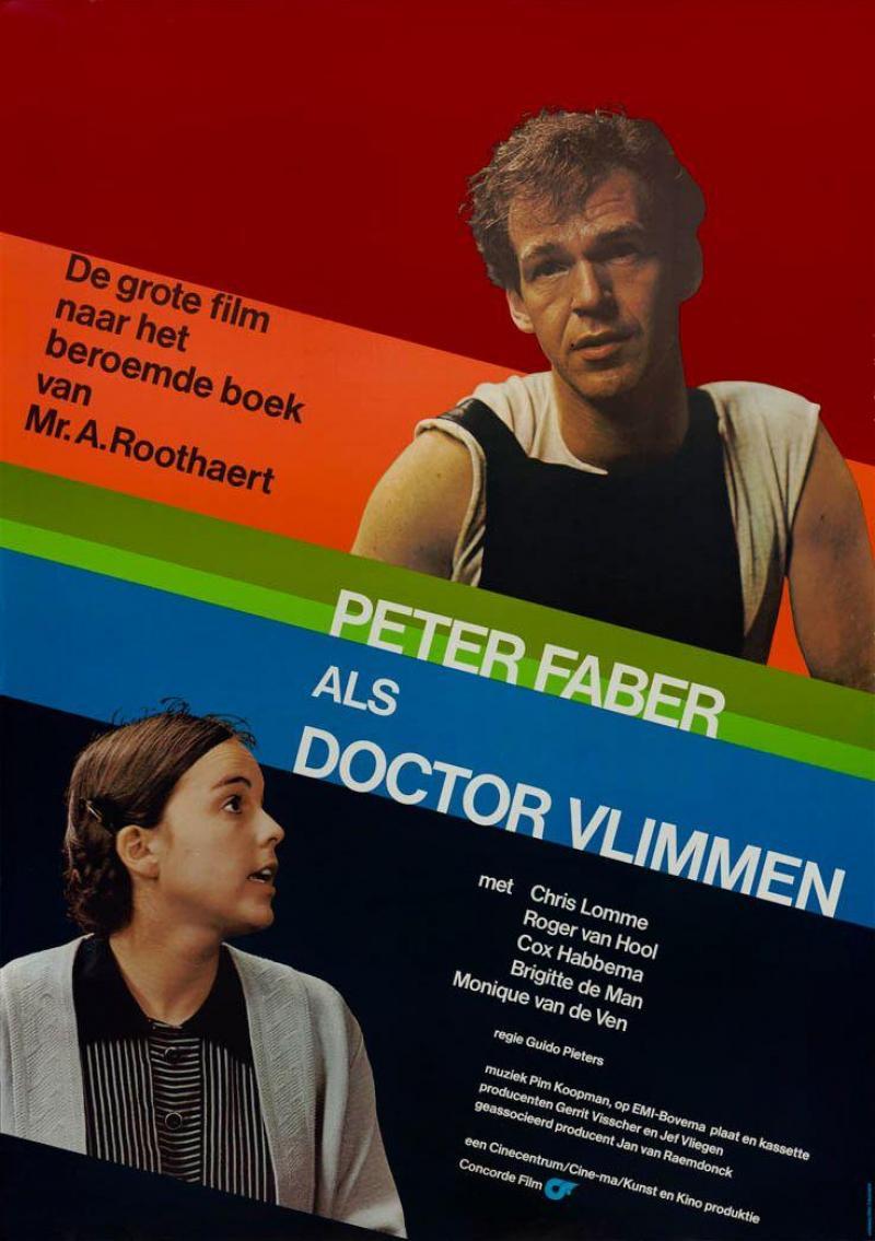 Poster Doctor Vlimmen