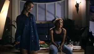 Sophie Winters, Dagmar Liekens in She Good Fighter (1995)