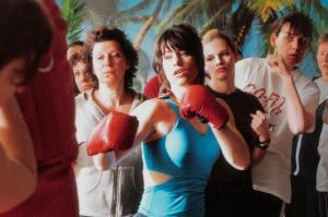 Ellen Ten Damme in Suspect (2005)