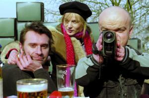 Daan Stuyven, Karlijn Sileghem, Chris Willemsen in Suspect (2005)