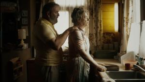 Wim Opbrouck, Frieda Pittoors in De dag dat mijn huis viel (2017)