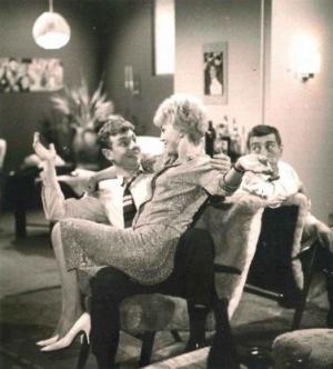 Gaston Berghmans, Kalinka in De stille genieter (1961)